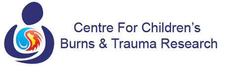Centre for Children's Burns and Trauma Research Logo